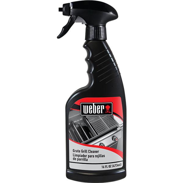 Weber Grate Grill Cleaner, 16 oz