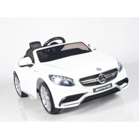 Limited Licensed Mercedes Benz S63 AMG Kids Ride On Car With RC