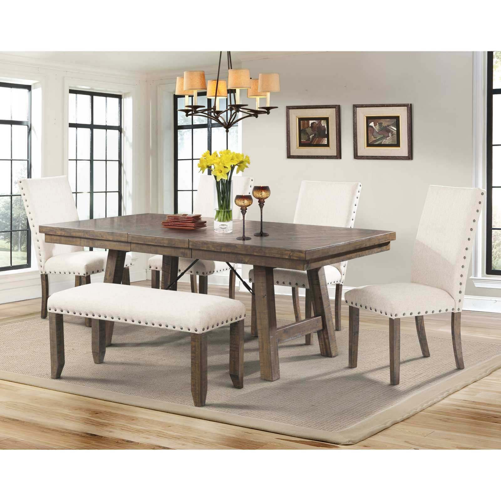 Picket House Dex 6 Piece Dining Table Set