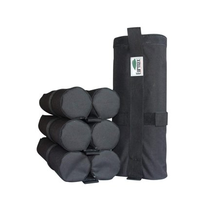 Eurmax Weight Bags For Ez Pop Up Canopy Outdoor Gazebo