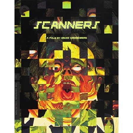 Scanners (Criterion Collection) (Blu-ray)