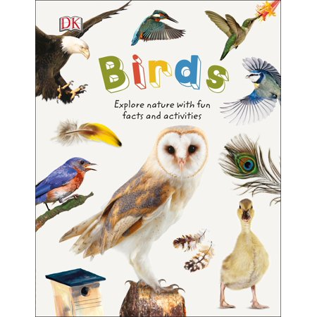 Birds : Explore Nature with Fun Facts and Activities](Halloween Fun Food Facts)