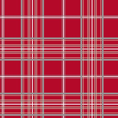 Acrylic Spandex Plaid Pattern (RTC Christmas 100% Cotton Woodland Holiday Plaid Quilt Craft Fabric, per Yard )