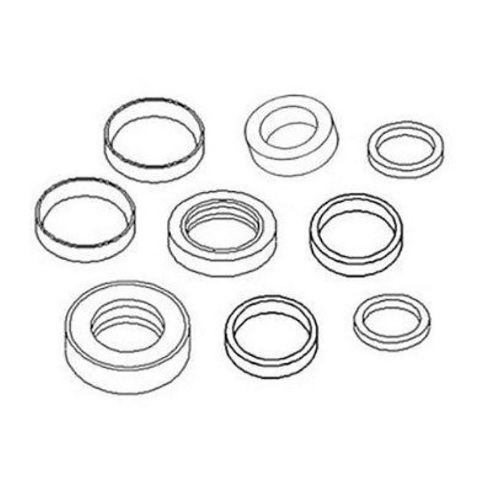 0995311 New Cylinder Seal Kit Rodbore Made To Fit Cat Excavator