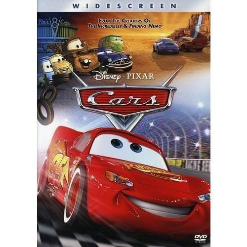 Cars (Widecreen)
