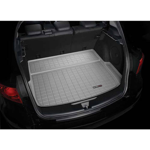 Weather Tech 42044 88-93 Mercedes-Benz 300Te/86-95 E320 Wagon Wheel/Storage Well Cargo Liners, Grey