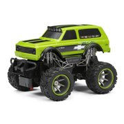 New Bright RC 1:24 Scale Chevy Blazer Radio Control Truck - Green