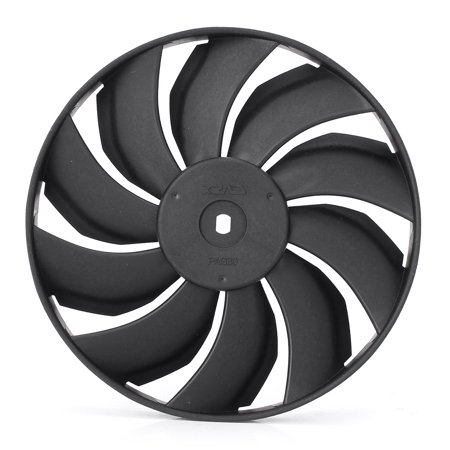 Gzyf Motorcycle Engine Radiator Cooling Fan Blade Assembly Kit For
