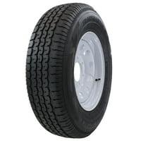 Greenball Transmaster EV ST205/75R15 8PR Hi-Speed Special Trailer Radial Tire (Tire Only)