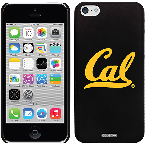 UC Berkeley Cal Design on iPhone 5c Thinshield Snap-On Case by Coveroo