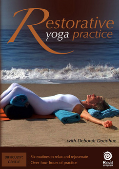 RESTORATIVE YOGA PRACTICE-GENTLE BEGINNERS SESSIONS (DVD) (DVD) by BayView