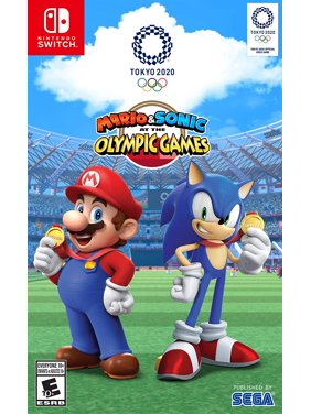 Mario & Sonic at the Olympic Games: Tokyo 2020, Sega, Nintendo Switch, 010086770094