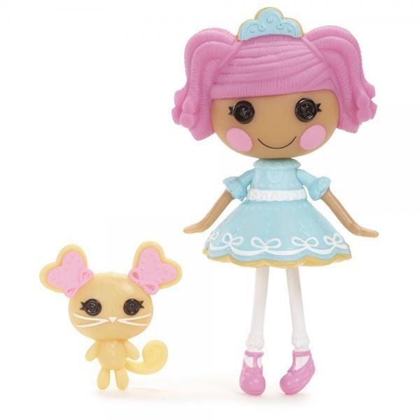Lalaloopsy Mini Doll, Fancy Frost-N-Glaze