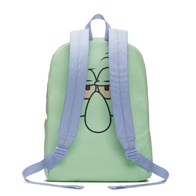 puñetazo Sufijo Sherlock Holmes  Nike - Nike Kyrie x Spongebob Squidward Backpack Frosted Spruce -  Walmart.com - Walmart.com