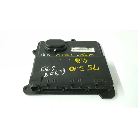 Pre-Owned Take Off ECM Electronic Control Module Fits 1995 Chevy S10 S15  4 3L P/n: 16230703 R308633