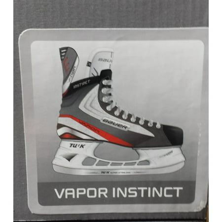 Bauer Vapor Instinct Junior Hockey Skates, Size 1 by