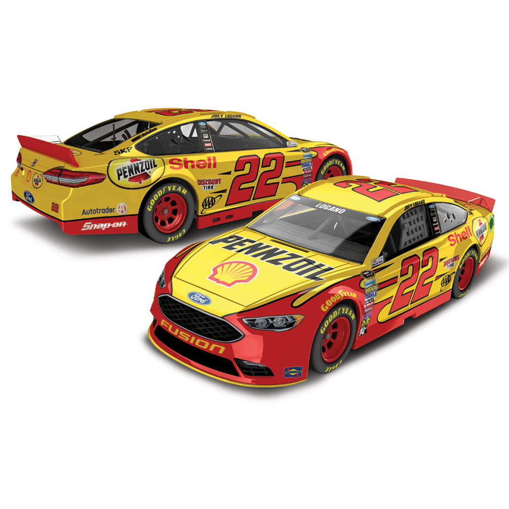 Joey Logano Action Racing Shell Pennzoil Regular Paint 1:64 Die-Cast Car No Size by Lionel LLC