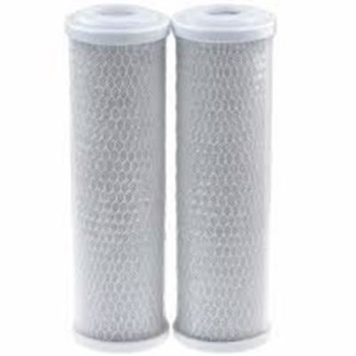 (Package Of 2) GE FX12P Compatible Carbon Pre and Post RO Filter (2-Pack)