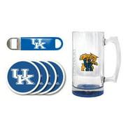 UK Wildcats 25 oz. Beer Mug Gift Set