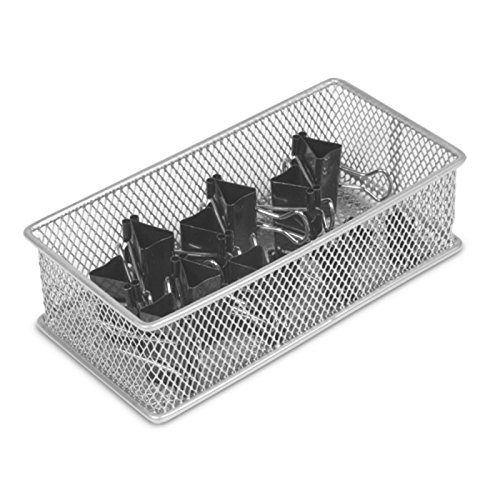 YBM Home Mesh Drawer Organizers - 3 x 6 Inch