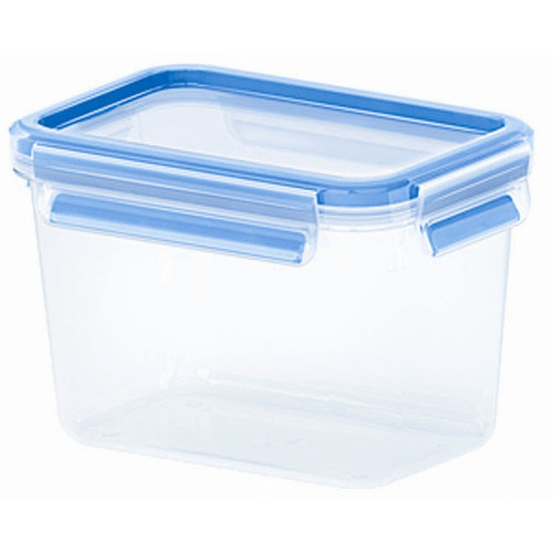 Frieling Emsa by Frieling 37 Oz. 3D Food Storage Deep Rectangular Clip and Close Container