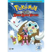 POKEMON DP-SINNOH LEAGUE VICTORS SET 2 (DVD/2 DISC) (DVD)