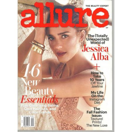 Jessica Alba Halloween (Allure September 2016 Jessica Alba Best Deal on Ebay L@@K)