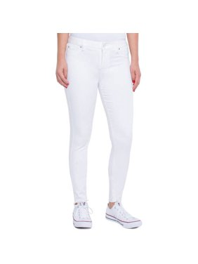 3fc0df9f481cf Product Image Juniors' Super Soft Mid-Rise 29 Jeggings (Denim and Color  Washes)