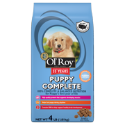 Ol` Roy Puppy Complete Dry Dog Food, 4 Lb