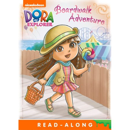 - Boardwalk Adventure (Dora the Explorer) - eBook
