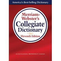 Merriam-Webster's Collegiate Dictionary 11th Edition (Hardcover)