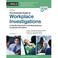 The Essential Guide to Workplace Investigations (Paperback)