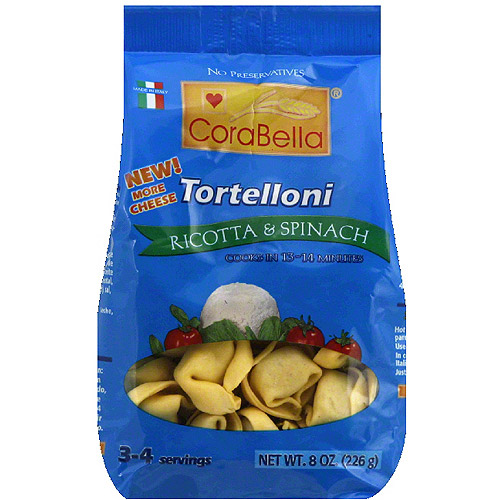 h Tortelloni, 8 oz, (Pack of 12)