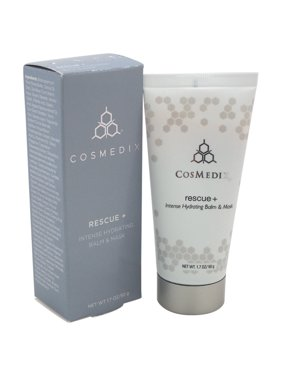CosMedix Rescue + Intense Hydrating Balm & Face Mask - 1.7 oz
