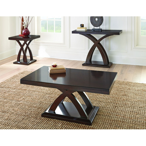 Brady Furniture Industries Bridges Coffee Table