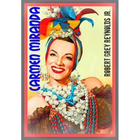 Carmen Miranda - eBook - Carmen Miranda Costumes