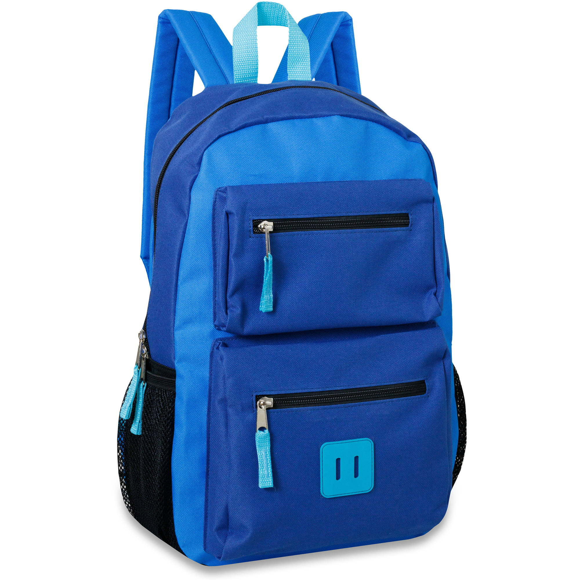 18 inch double pocket backpack walmart