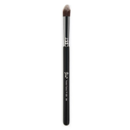 Petal Beauty Face Tapered Precision makeup Brush (Best White Face Makeup Halloween)
