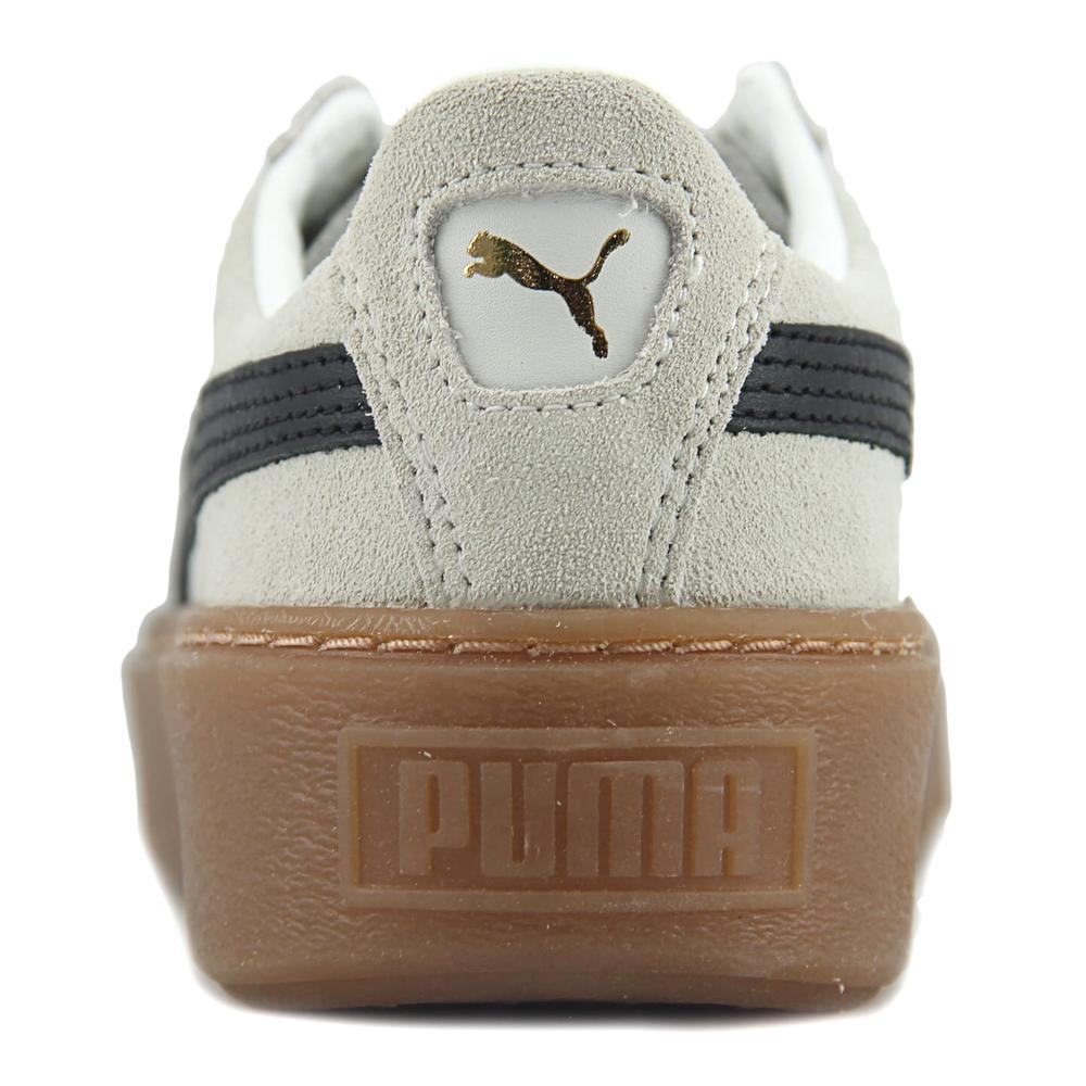 Puma Suede Platform Core Athletic Athletic Athletic Women's Shoes Size c8f84a