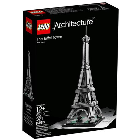 Tower Lego - LEGO Architecture 21019 Eiffel Tower