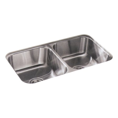Sterling Kitchen Sink : Sterling by Kohler McAllister? 11406 Double Basin Undermount Kitchen ...