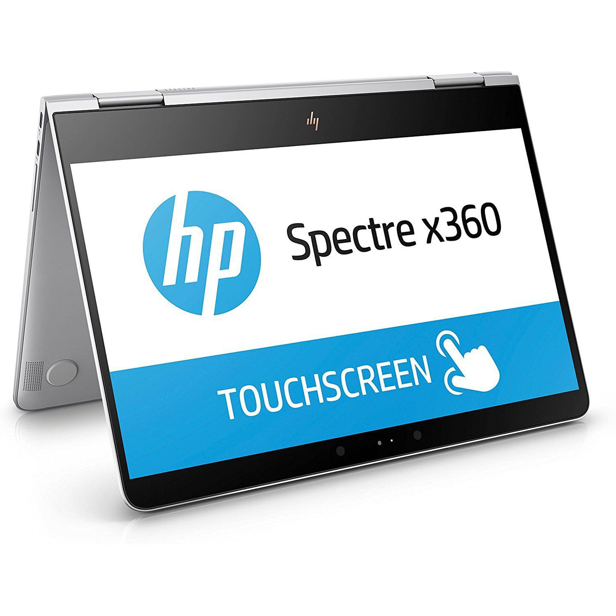 HP Factory Recertified Spectre-X360 13-AC092MS Convertible Laptop