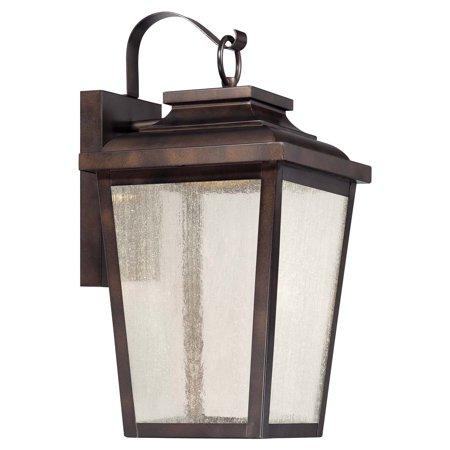 Minka Lavery Irvington Manor 7217-189-L Led Outdoor Wall Mount Light