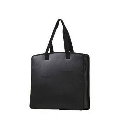 "Filexec - My Carry-All Totes - Opaque - 24"" x 32"" -Black"