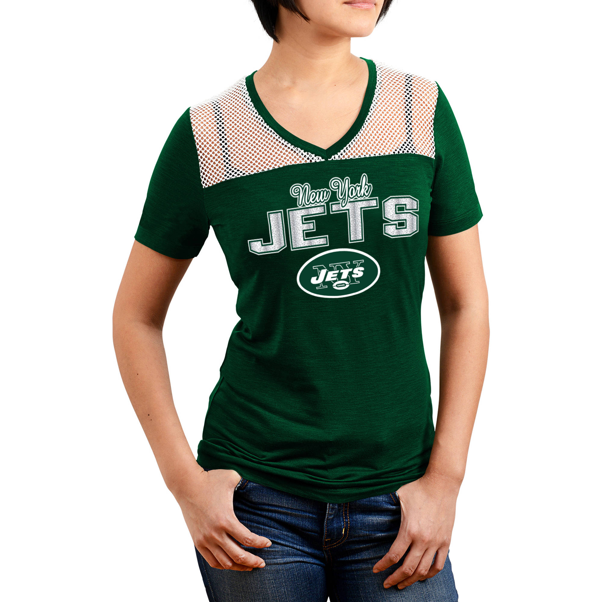 NFL New York Jets Juniors Graphic Tee