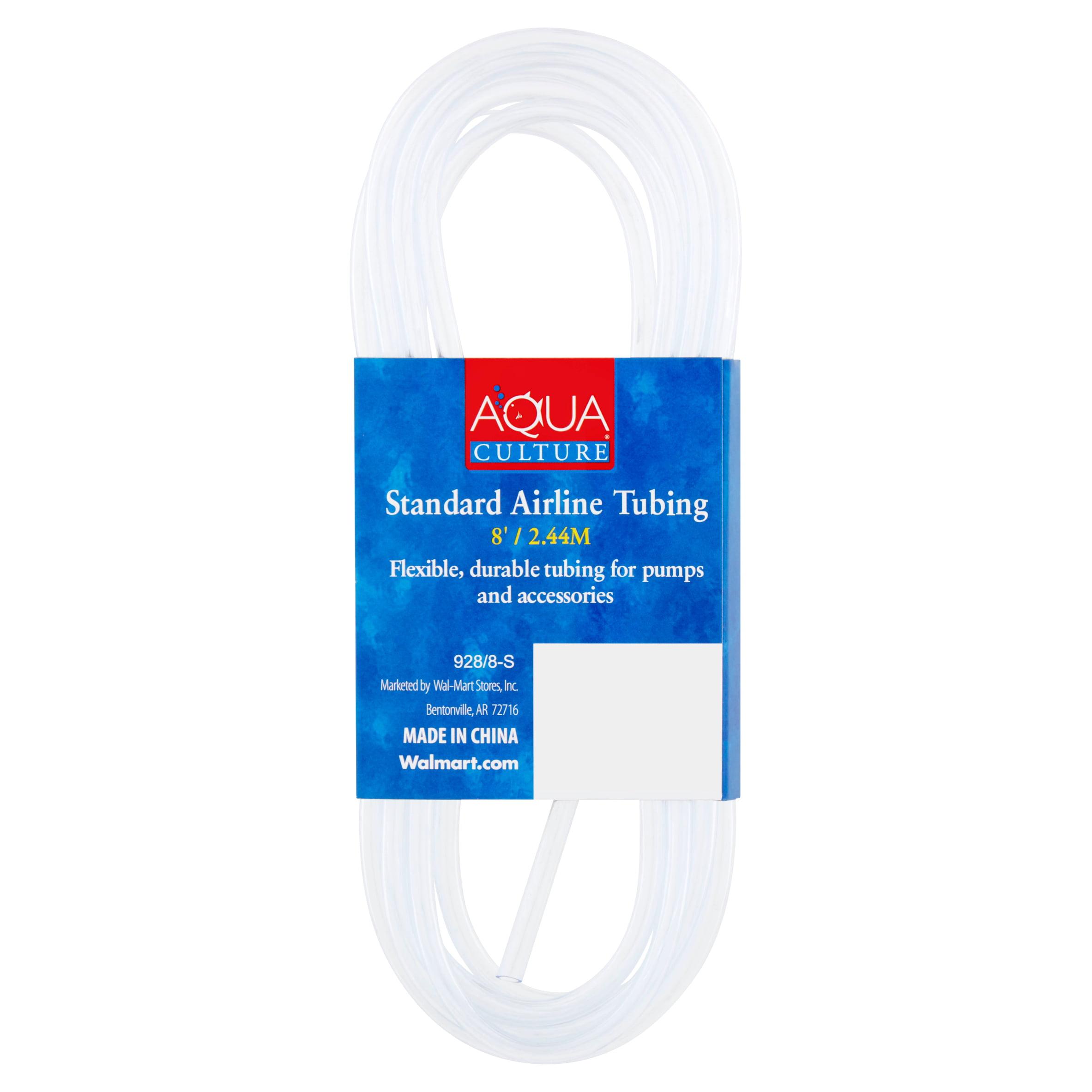 Aqua Culture 8' Standard Airline Tubing, 8