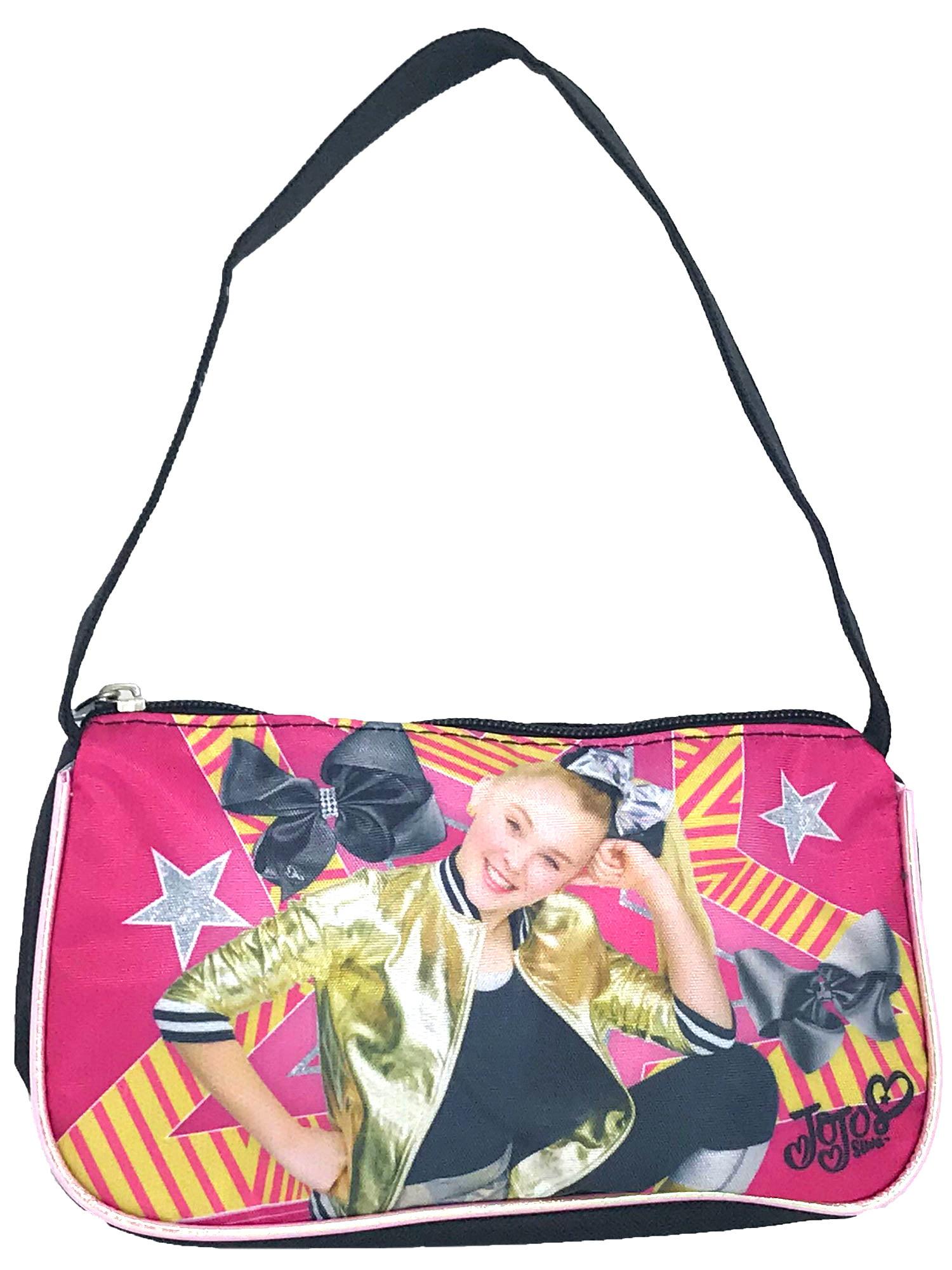 Girls JoJo Siwa Handbag Small  Purse Shoulder Strap