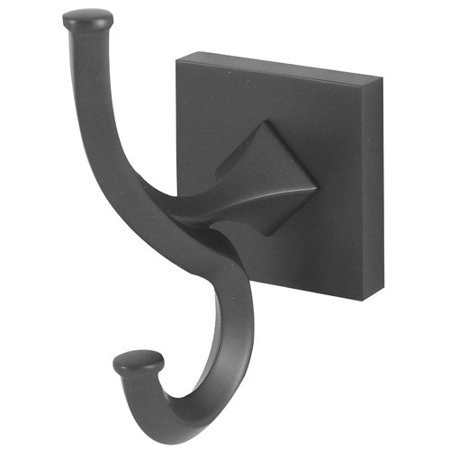 Alno Inc Contemporary II Universal Wall Mounted Robe Hook Contemporary Robe Hook