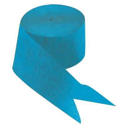 IN-70/1585 Turquoise Paper Streamers 2PK