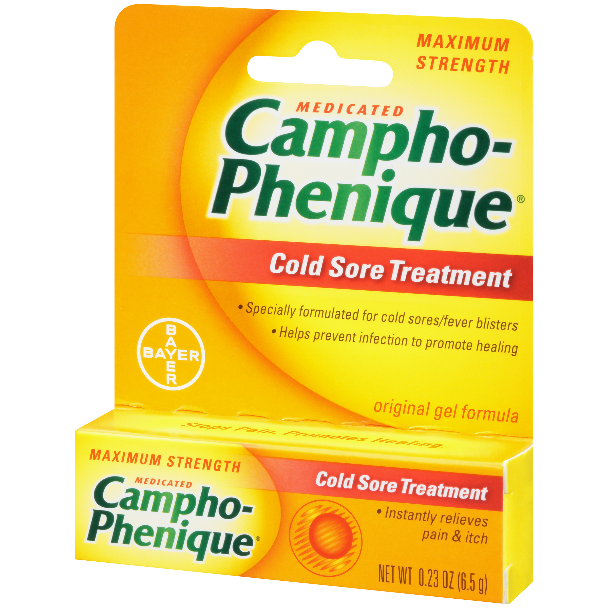 campho phenique medicated cold sore treatment maximum strength